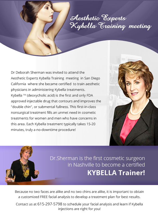 Aesthetic Experts Kybella Training Meeting